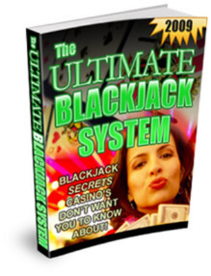 Product picture Ultimate Blackjack Guide